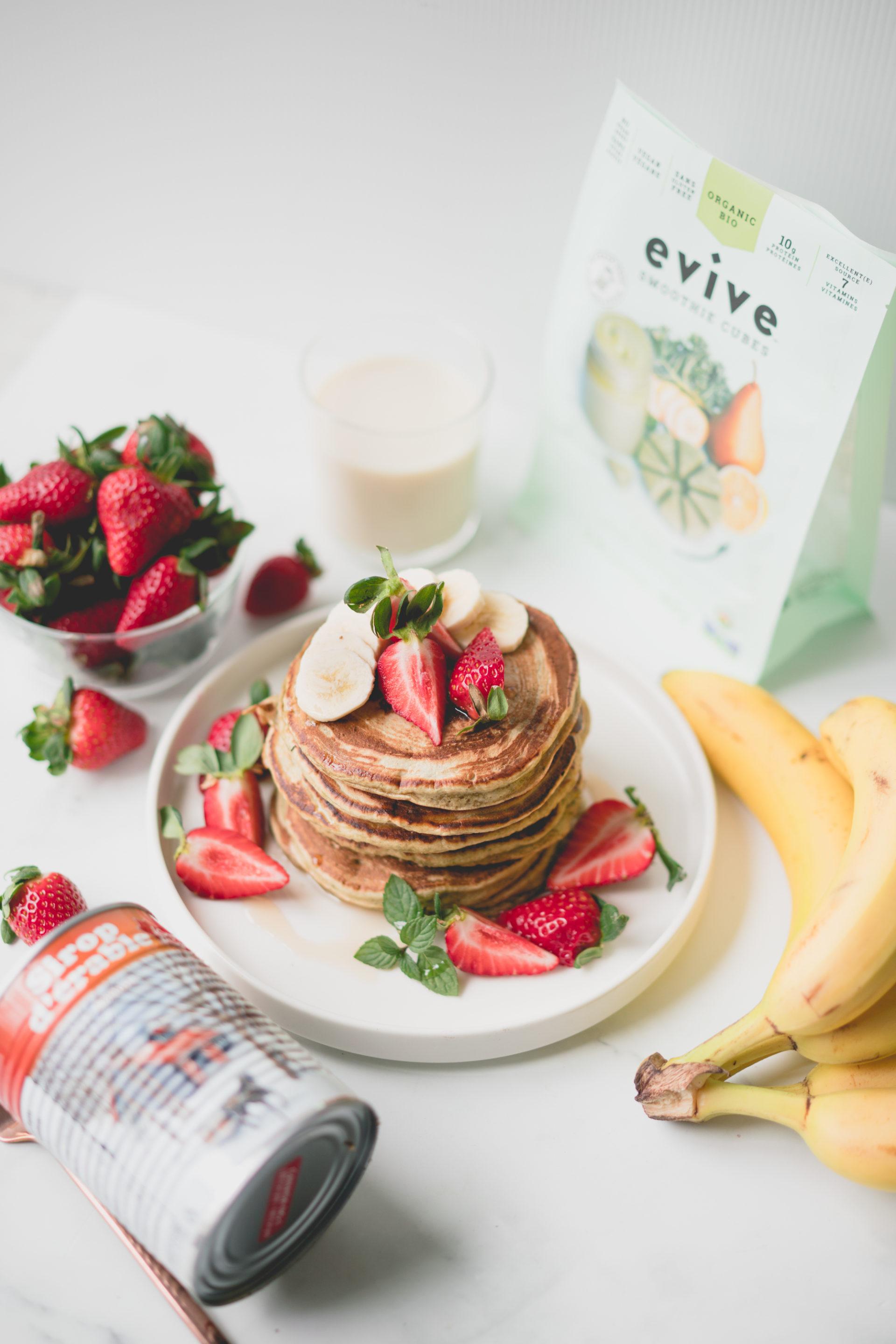 Evive pancake