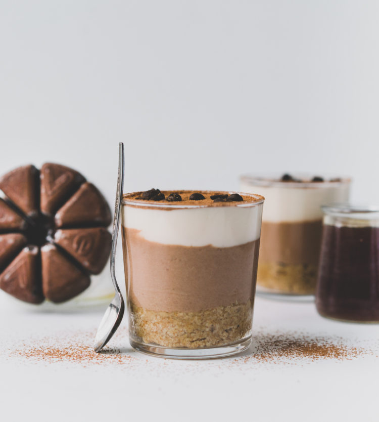 Evive & Station Cold Brew Vegan Tiramisu