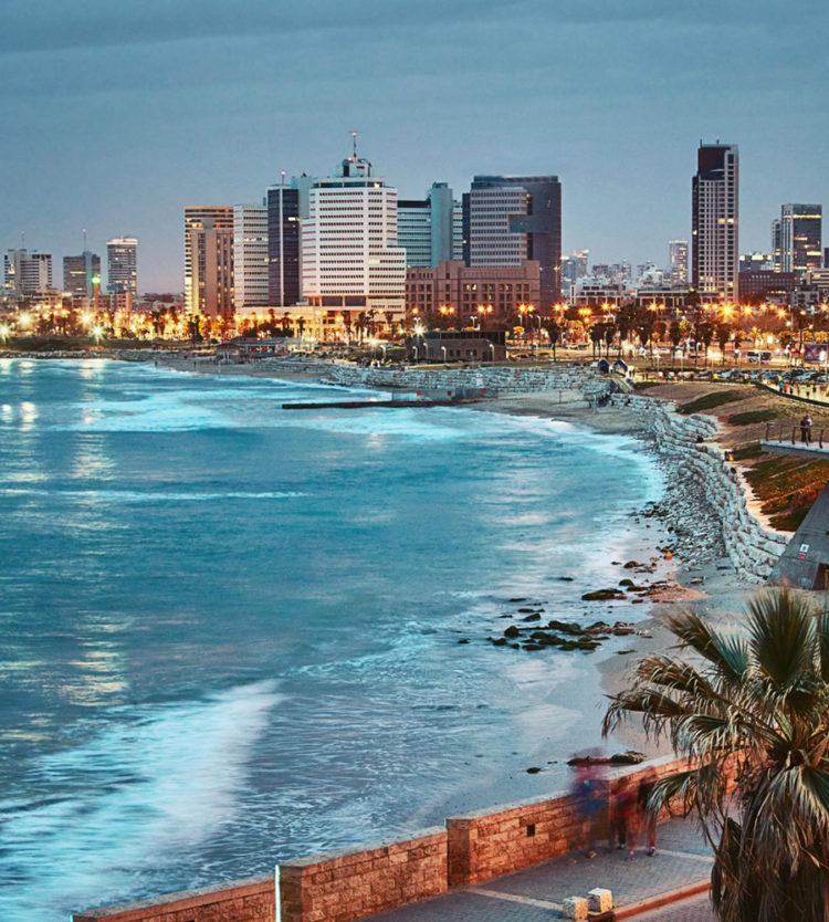 Destination santé! Tel-Aviv, Israël