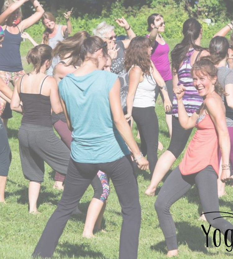 Événement coup de coeur : Yoga Festif !