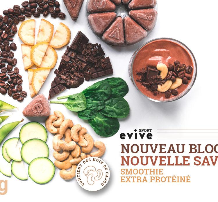 GRANDES NOUVELLES : Nouveau Blogue, Nouveau Smoothie !