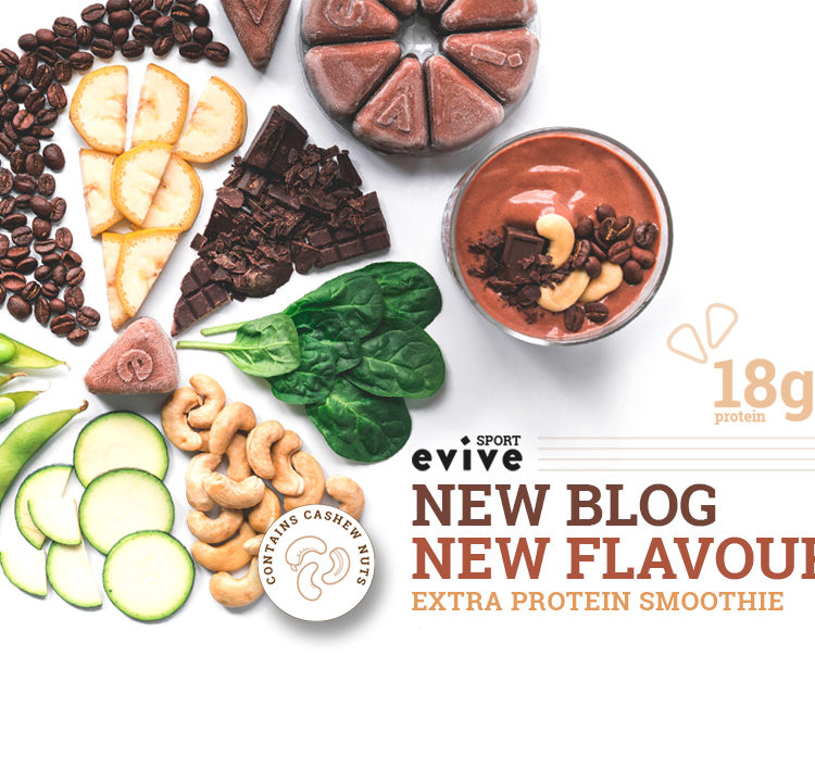 BIG NEWS: New Blog, New Smoothie!