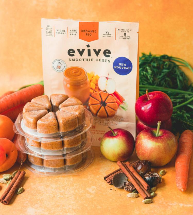 Une Nutritionniste Certifiée Compare les Collations Fruités avec des Smoothies Evive
