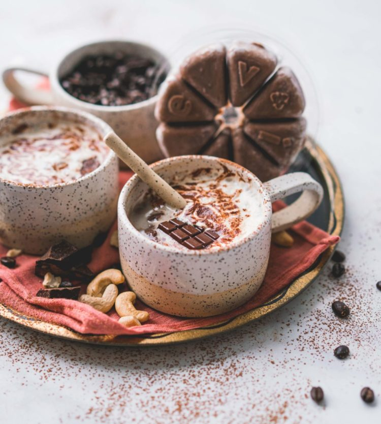 This Protein Hot Chocolate Recipe Will Warm Your Heart #EviveGivesBack