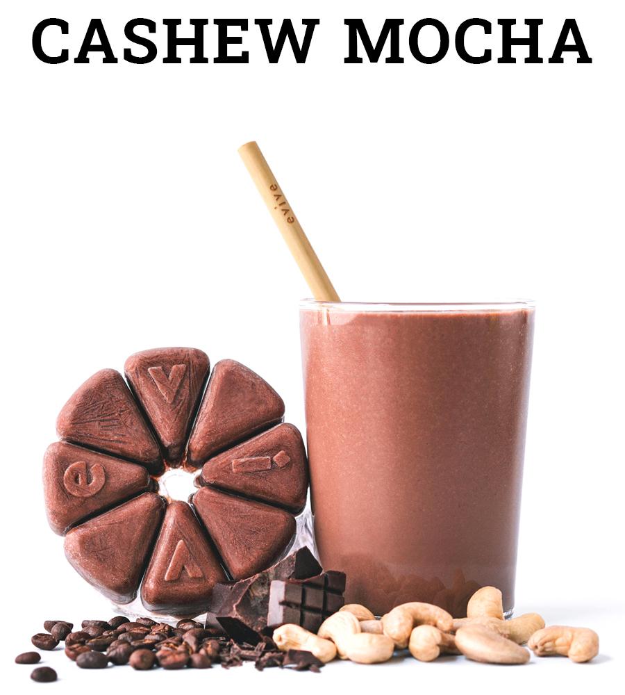 Cashew Mocha Smoothie