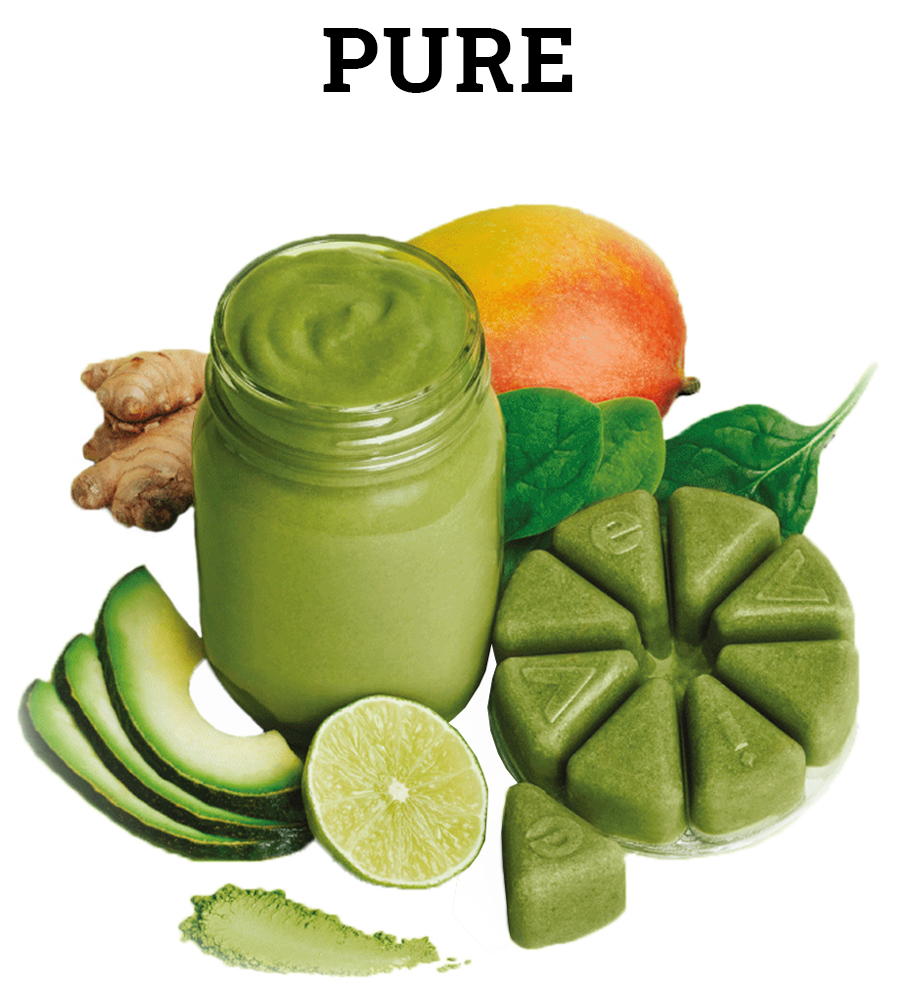 evive smoothie, evive, green smoothie, pure